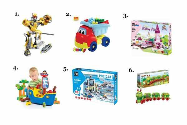 LEGO DUPLO, czyli wymarzony prezent dla malucha